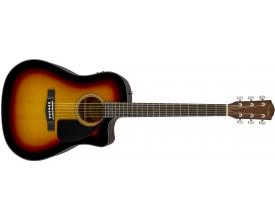 FENDER CD-60CE DREADNOUGHT BROWN SUNBURST W/FISHMAN® MINIQ PREAMP