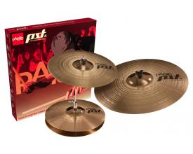 PAISTE New PST 5 Rock Set