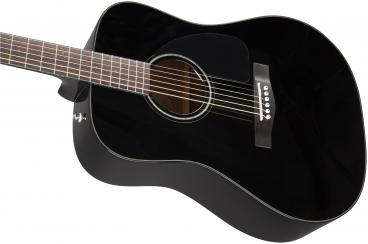 FENDER CD-60 DREADNOUGHT BLACK
