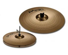 PAISTE 201 Bronze Essential Set