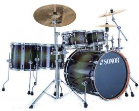 SONOR 17220623 SEF 11 Jungle Set WM 13074 Select Force