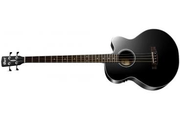CORT AB850F-BK Acoustic Bass Series