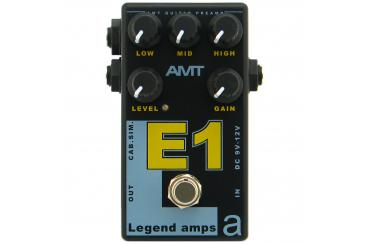 AMT Electronics E-1 Legend Amps