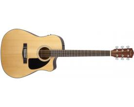 FENDER CD-60CE DREADNOUGHT NATURAL W/FISHMAN® MINIQ PREAMP